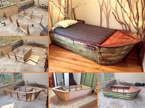 full size boat bed diy boat bed pictures photos and images for facebook