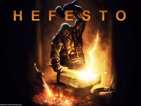 imagenes de hefesto dios del fuego el dios hefesto