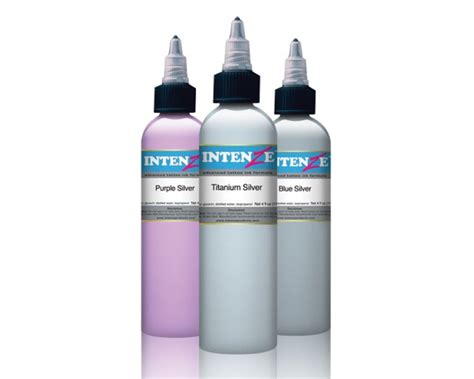 intenze tattoo ink sets essential silver set intenze ink sets specials