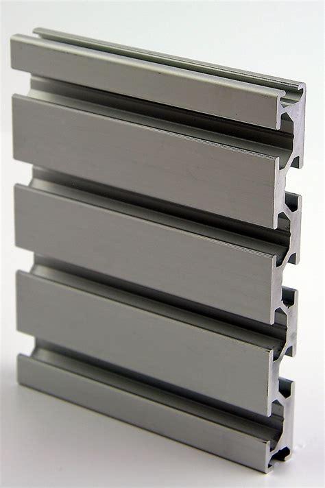 gestell aus alu profilen aluprofile 24 nutplatte nutenplatte nutprofil