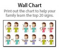 sign language for colors asl colors chart search results calendar 2015