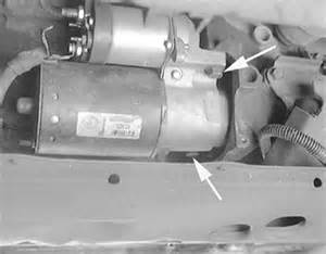 2000 Buick Lesabre Starter Replacement Show A Diagram Of Starter Position In 1994 Buick Lasabre