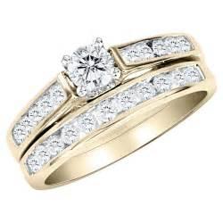cheap bridal wedding ring sets affordable engagement rings and bridal sets 2