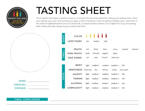 blind wine tasting card template tastebud blind tasting like a pro from the cellar