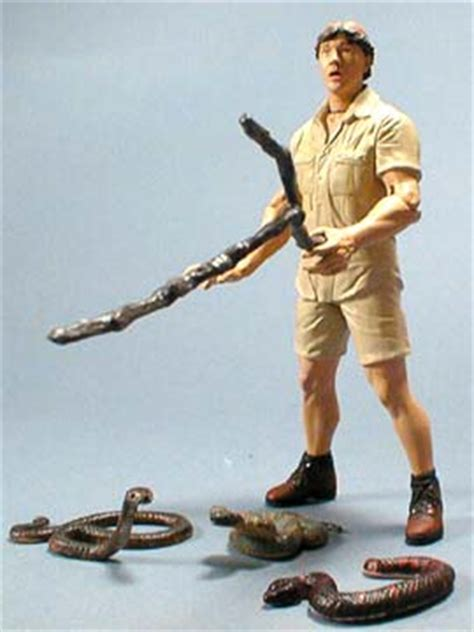 Company To Make Steve Irwin Figure by Raving Maniac