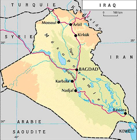 rivers in iraq map consdifindsult tigris river map