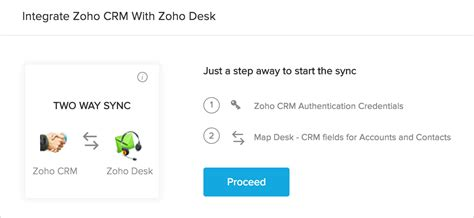 Desk Crm by Zoho Corporation