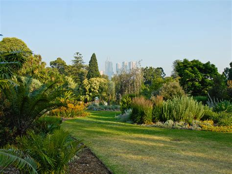 Botanical Gardens In Melbourne Royal Botanic Gardens Travel Leisure