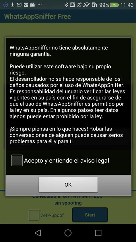 tutorial whatsapp sniffer apk descargar whatsapp spy 1 21