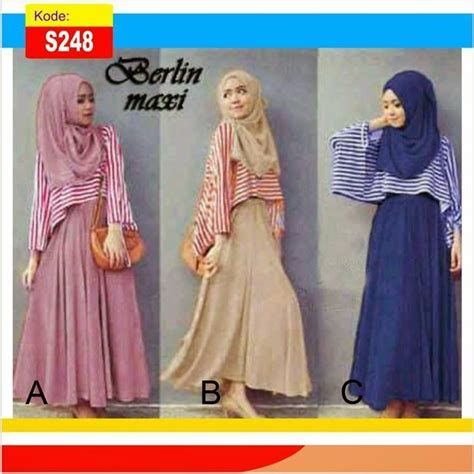 Reseller Gamis Remaja 78 best images about gamis modern on models modern and
