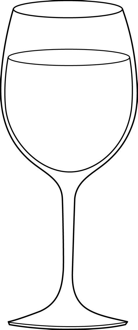 wine clipart white wine glass clip art cliparts