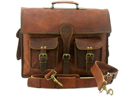 Handmade World - handmade world leather messenger bags for 16 quot