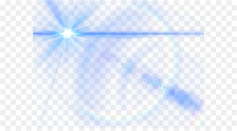 light triangle sky blue blue lens glow effect png picture  transprent png