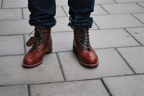 wolverine 1000 mile boot rugged gear wolverine 1000 mile boots
