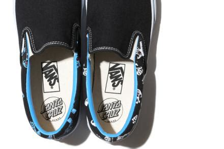 Sepatu Vans Slip On Santa Screaming 国内12月18日発売予定 サンタクルーズ 215 バンズ スリッポン スクリーミングハンド スニーカーウォーズ