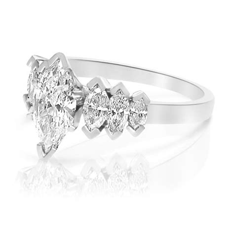 marquise engagement rings primestyle