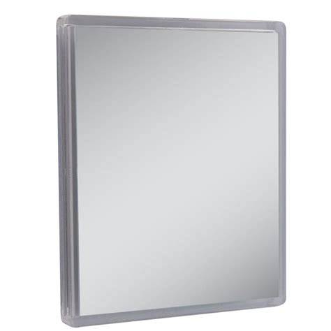 Suction Bathroom Mirror Zadro Fog Free Suction Cup Mirror In Clear Zm01 The Home