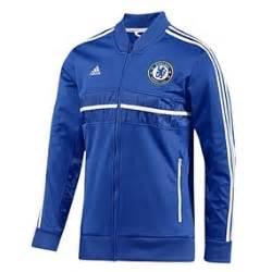 Jaket Chelsea Anthem Blue 1617 Go sale 42 95 adidas chelsea anthem jacket 2013 blue