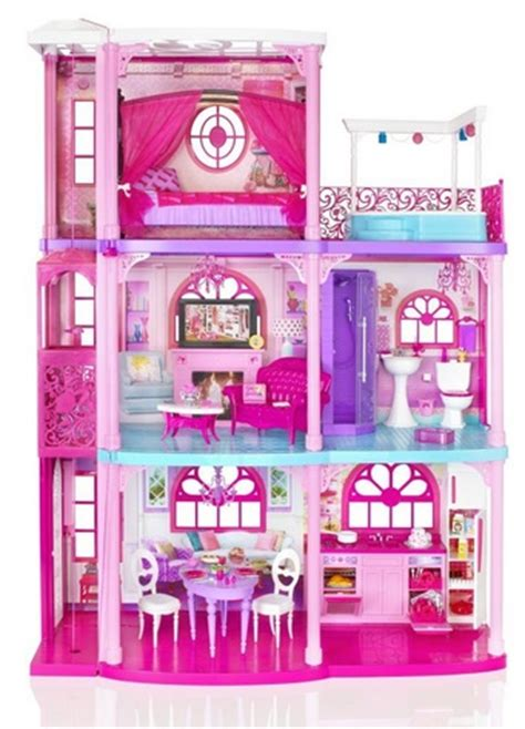 amazon barbie dream house barbie dream house 120 reg 190 best price