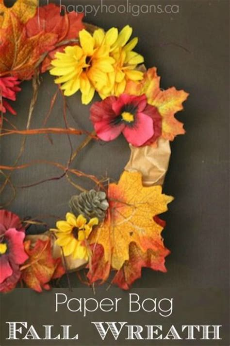 How To Make Fall Leaves Out Of Paper - 17 best images about bricolages d automne on
