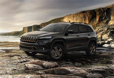 Jeep Price Range by Jeep 75th Anniversary Range Launched In The United Kingdom