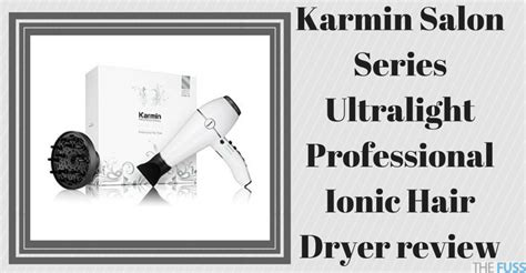 Bosch Pro Salon Hair Dryer Review karmin salon series ultralight professional ionic hair