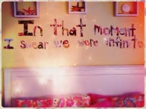 Decorating Ideas With Quotes Diy Room Decor Quote Cutout By Niki