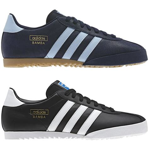 Adidas Airliner 2 0 Fe Bnwt adidas originals bamba trainers black blue shoes sneakers