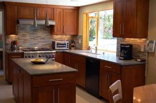Kitchen Cabinet Interior Design by Best Kitchen Interior Design Ideas Simple Modern Wood Kitchen