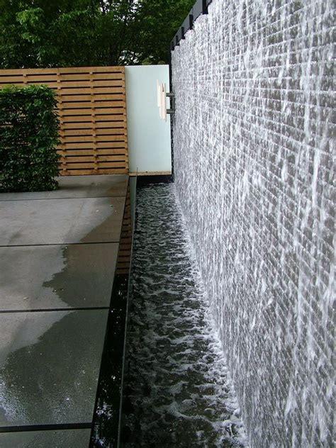 Water Mur 1 1 des murs d eau pour un ext 233 rieur exceptionnel floriane