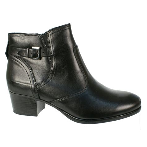 boots co uk tamaris 25003 s black boots free delivery at shoes