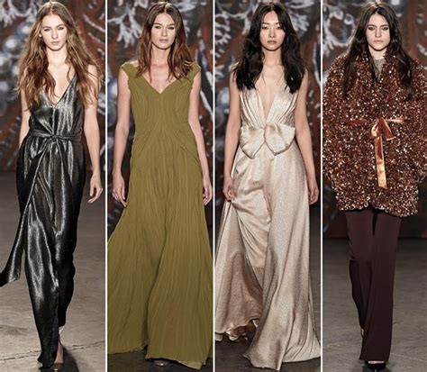jenny packham fallwinter 2015 2015 collection new york fashion jenny packham fall winter 2015 2016 collection new york