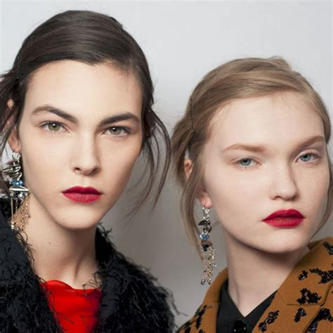 2016 spring hairstyles and makeup dior latest makeup trends styles spring summer 2016 look