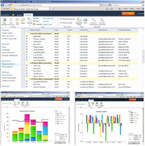 microsoft epm resource management acctech systems