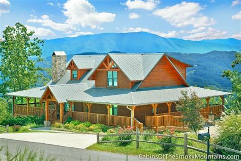 Smoky Mountain Cabin Rental Companies by Gatlinburg Property Management Company Venture Resorts