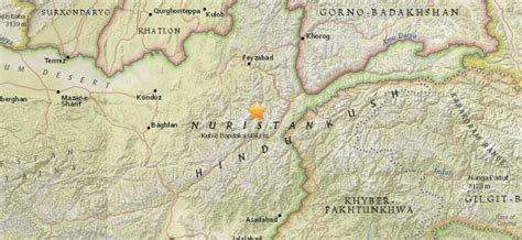 usgs projects in afghanistan 187 earthquake hazards a powerful earthquake strikes south asia again