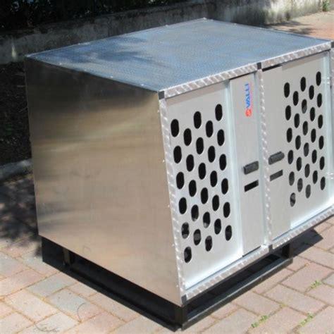 gabbia per trasporto cani gabbia cani amovibile valli s r l gabbie
