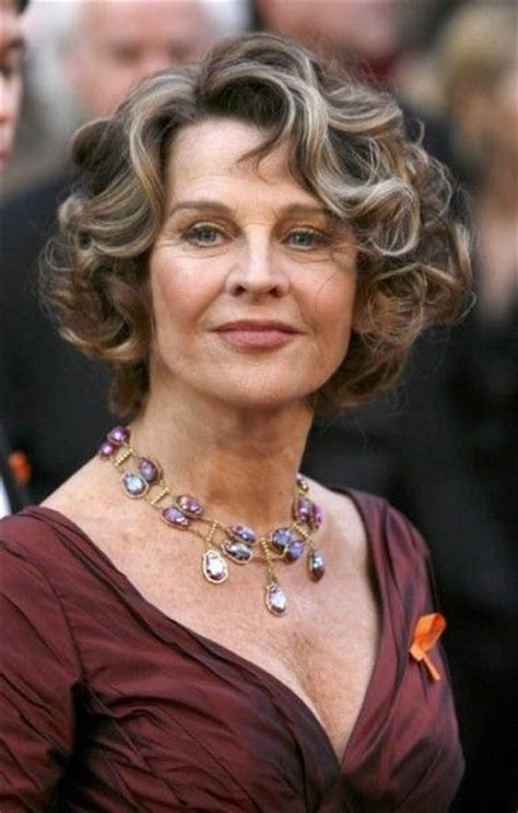 older women short hair with grey low light 35 pretty hairstyles for women over 50 shake up your