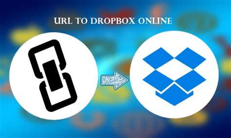 upload files  url  dropbox    websites