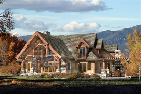 Mountain Craftsman Home Plans by Mountain Craftsman Style House Plans Our Mountain Home