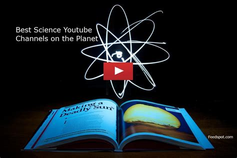 best science news top 100 science channels for science news