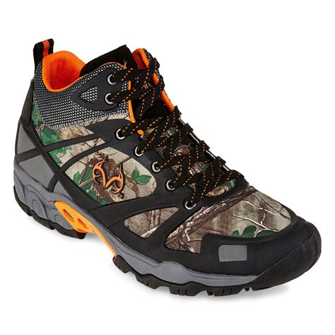 realtree athletic shoes upc 610152175954 realtree boulder mens athletic shoes