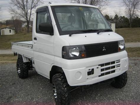 mitsubishi mini trucks mini trucks mini truck mini truck accessories mini