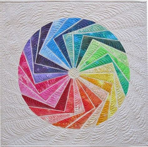 pattern of color wheel 1000 images about color wheel quilts on pinterest