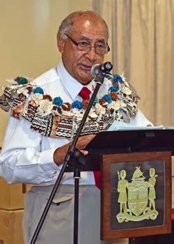 Ratu Cape 1 fijivillage fiji s news and sports website