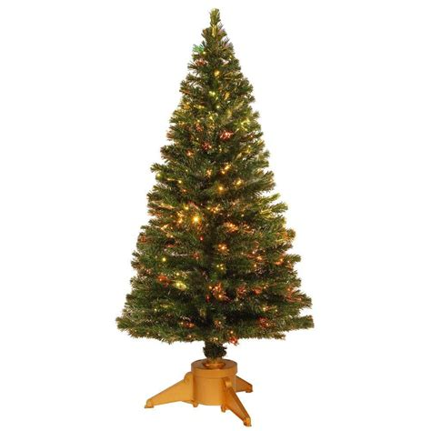 artificial christmas tree legs national tree company 6 ft black tinsel artificial tree tt33 704 60 the home depot