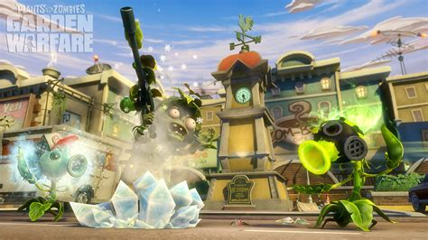 Is Plants Vs Zombies Garden Warfare by Plants Vs Zombies Garden Warfare Arriving In February