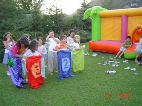 juegos recreativos para padres con sus ni 209 os educacion best juegos infantiles para jardin de fiestas pictures
