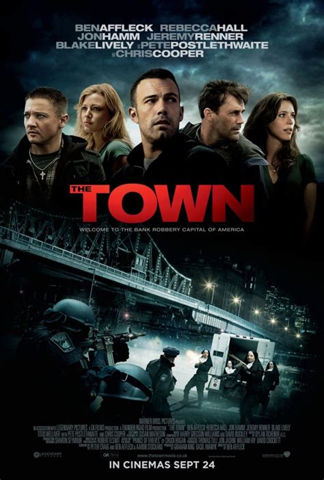 movie town movie review ben affleck s the town
