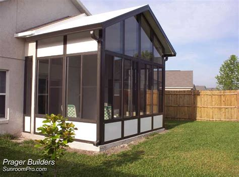 Glass Room Additions Sanford Sunroom Addition Glass Windows Prager Builders